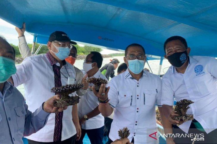 DPR harapkan KPKHN tak rusak ekosistem laut Bali