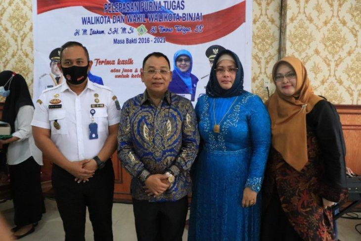 Gubsu tunjuk Sekda Binjai Pelaksana Harian Wali Kota