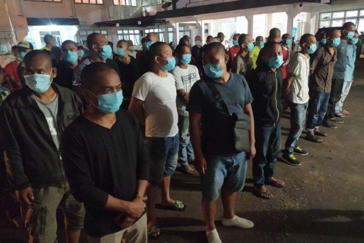 Pemerintah Malaysia deportasi sebanyak 160 Pekerja Migran Indonesia