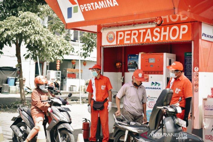 Layanan Pertashop Mengwi-Badung tembus 1.000 liter BBM per hari