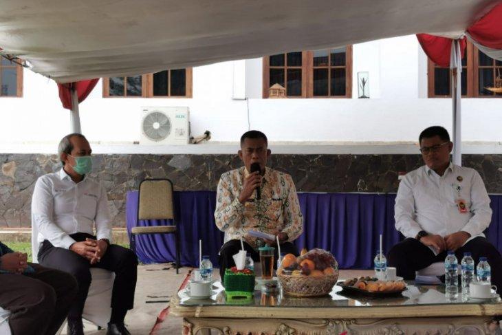 Bupati Subang sampaikan ke Kemenko Polhukam RI manfaat Videotron ANTARA