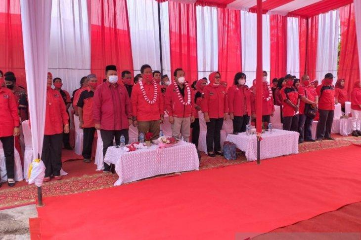 PDI Perjuangan ingin rebut kembali kemenangan di Padangsidimpuan