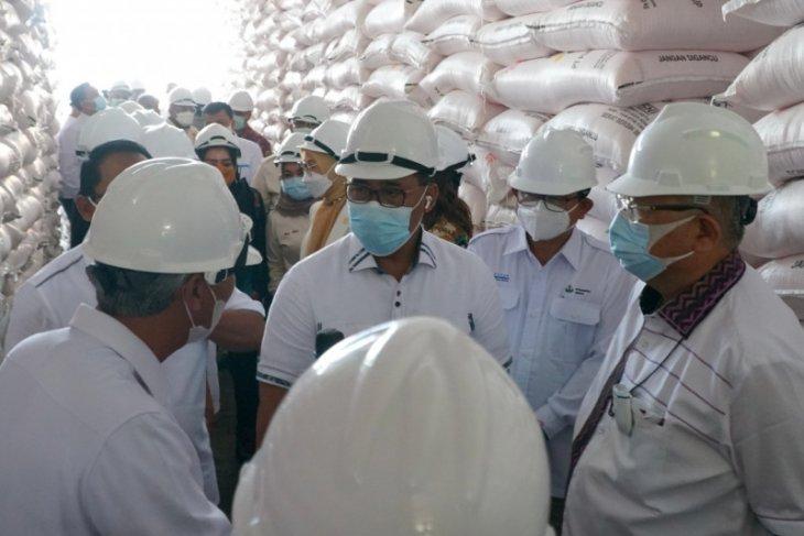 Dirut Petrokimia minta petani tidak perlu khawatir kelangkaan pupuk