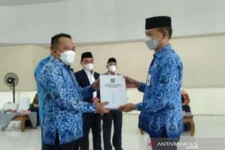 Ambo Sakka jabat Plh Bupati Tanah Bumbu hingga pemimpin baru dilantik