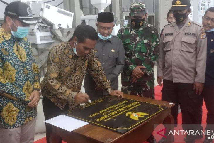 Kilang padi modern bernilai Rp7,7 miliar di Abdya mulai beroperasi