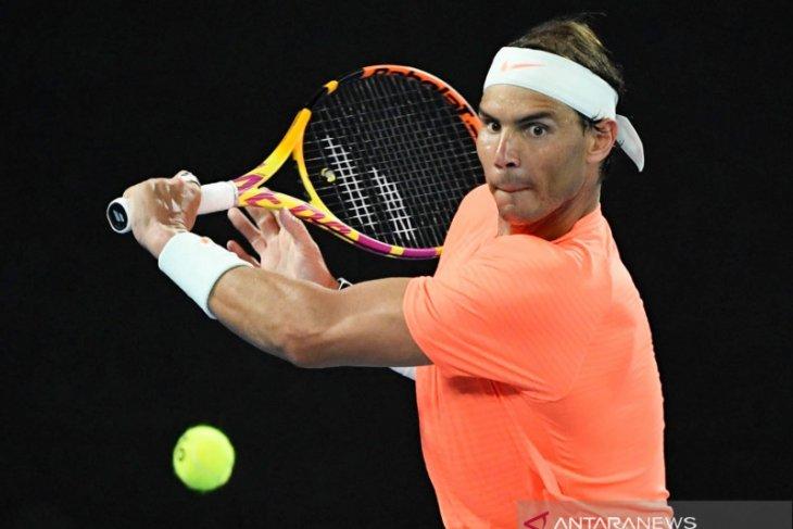 Rafael Nadal absen di Miami Open