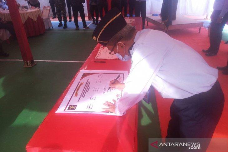 Lapas Lhokseumawe siap wujudkan wilayah bebas korupsi