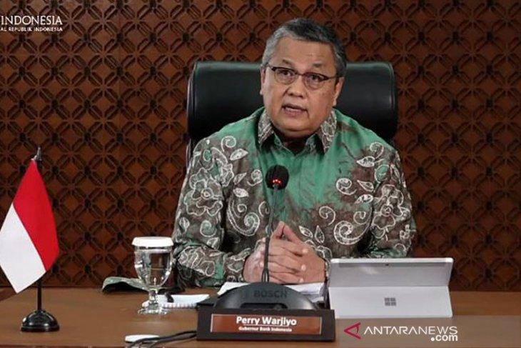 Bank Indonesia naikkan proyeksi ekonomi global jadi 5,7 persen