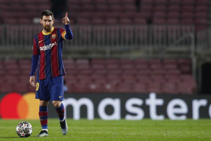 Manchester City bantah dekati Lionel Messi