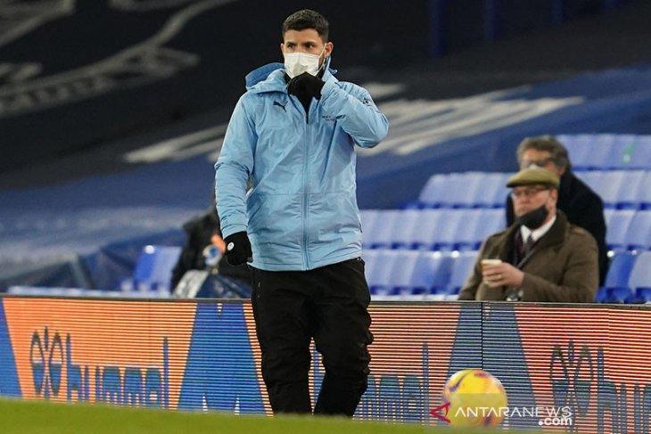 Terus dikaitkan dengan  Barcelona, Sergio Aguero akhirnya buka suara