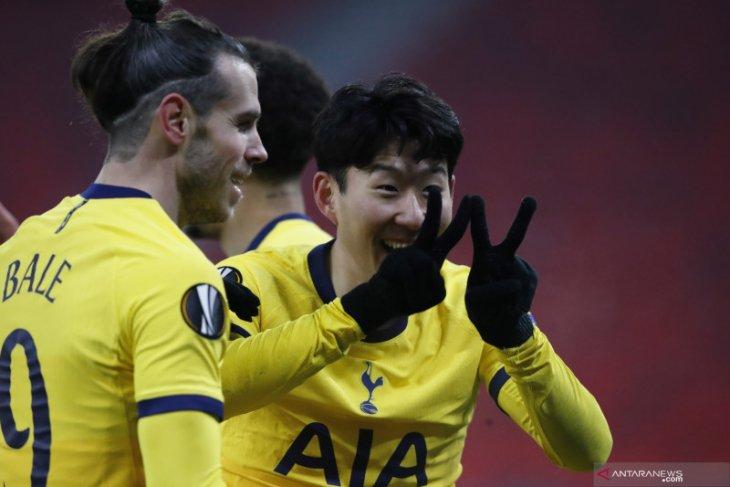 Liga Europa: Tottenham lumat tim debutan Wolfsberger 4-1