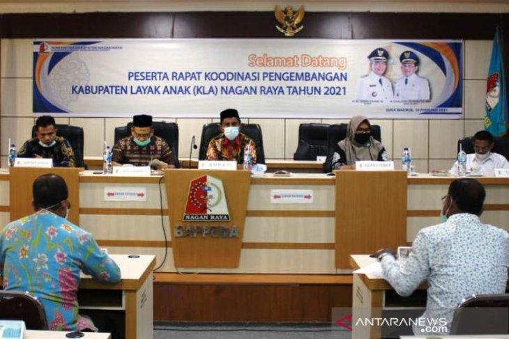 Pemkab Nagan Raya berkomitmen jadi kabupaten layak anak