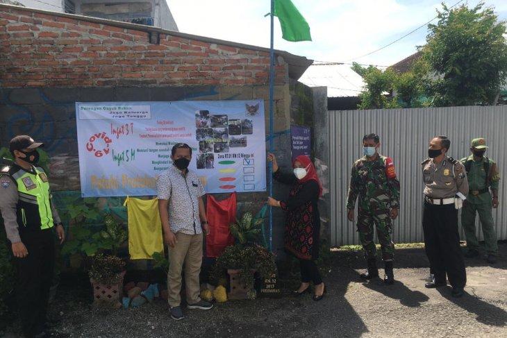 Pemkot Kediri dukung kreasi kelurahan dalam penanganan COVID-19