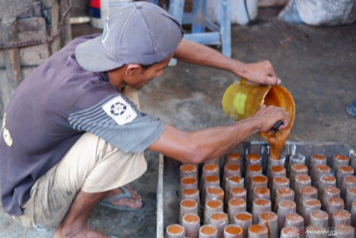 Petani Sungai Itik meraup manisnya gula merah di tengah pandemi