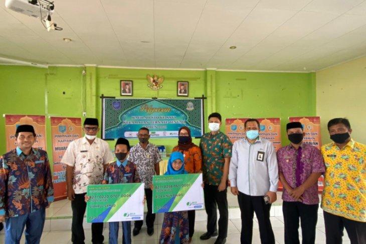 Kafilah STQ Ternate Tengah terlindungi BPJAMSOSTEK