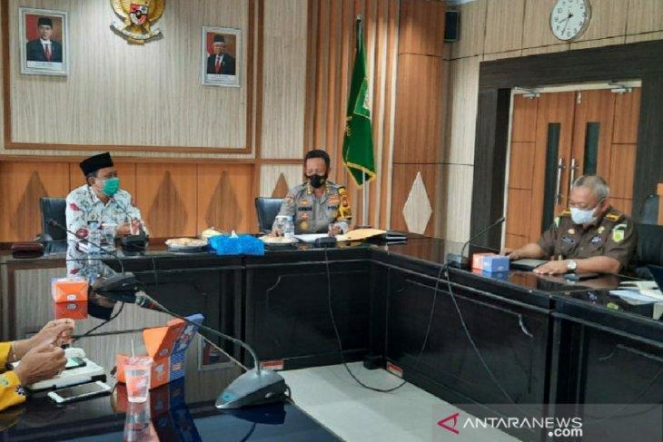 Satgas Saber Pungli Bengkulu bidik penyalahgunaan bantuan COVID-19