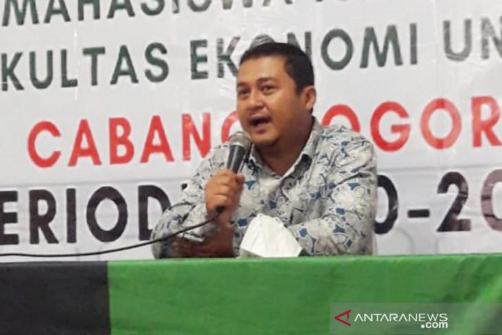 KPU Bogor butuh biaya pilkada mendatang sebesar Rp200,2 miliar