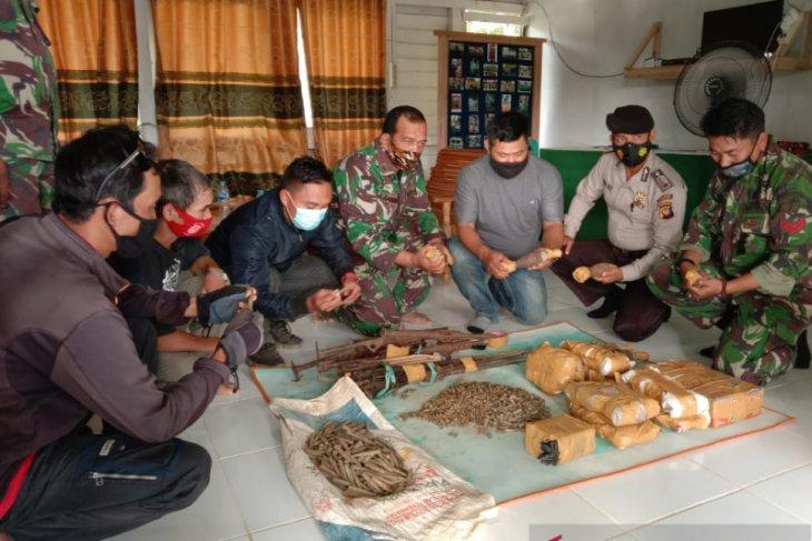 Bahan peledak sisa Operasi PGRS/Paraku ditemukan di Kabupaten Landak