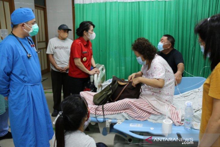 Satu orang meninggal dan tiga terluka akibat kebakaran di Singkawang