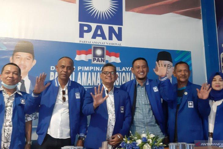 Wakil Bupati Sambas terpilih pimpin DPD PAN, siap majukan daerah dan partai