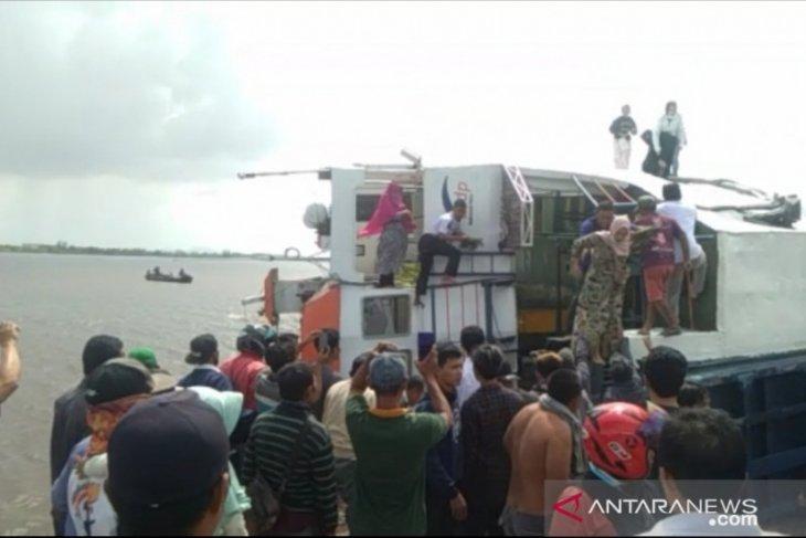 ASDP pastikan semua penumpang dan kru KMP Bili selamat