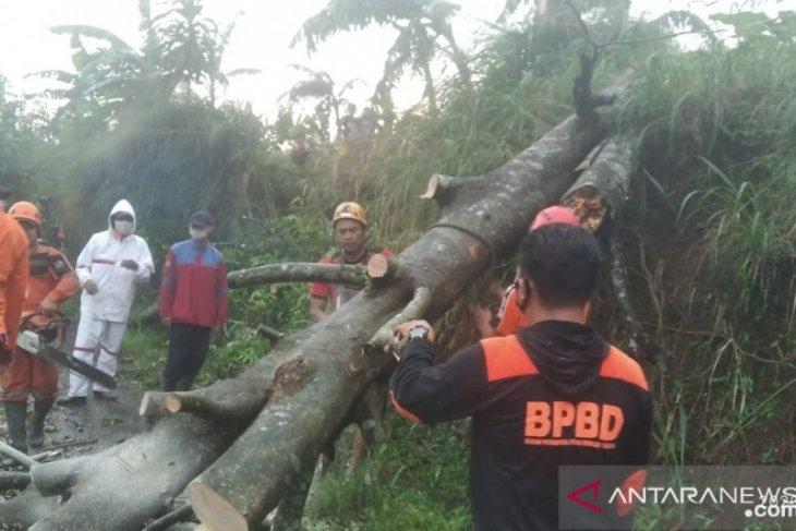Terjadi 9 bencana di Kota Bogor dalam 2 hari