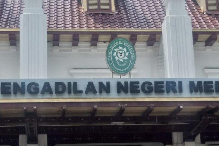 PN Tipikor Medan sidangkan mantan anggota DPR pekan depan