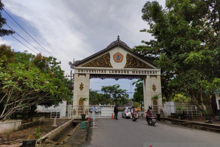 Universitas Lambung Mangkurat kunci 20 persen mahasiswa baru jalur SNMPTN