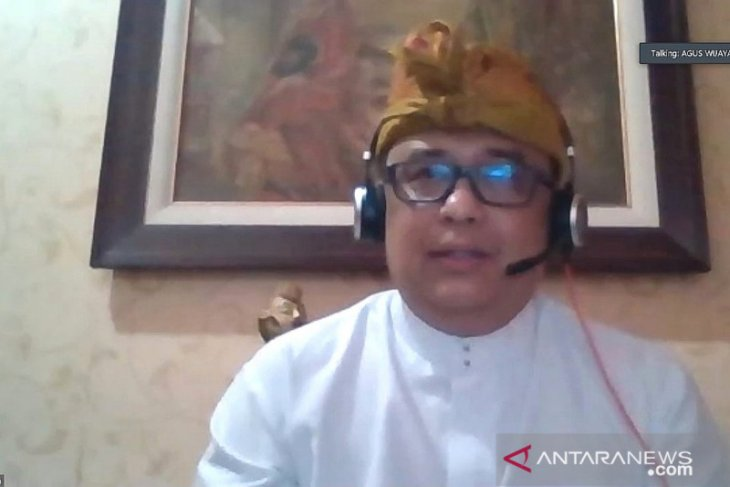 Candi Prambanan menginspirasi Indonesia