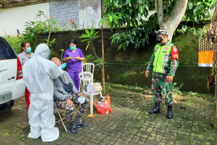 Danrem: Empat kabupaten di Bali miliki tambahan kasus COVID-19 cukup tinggi
