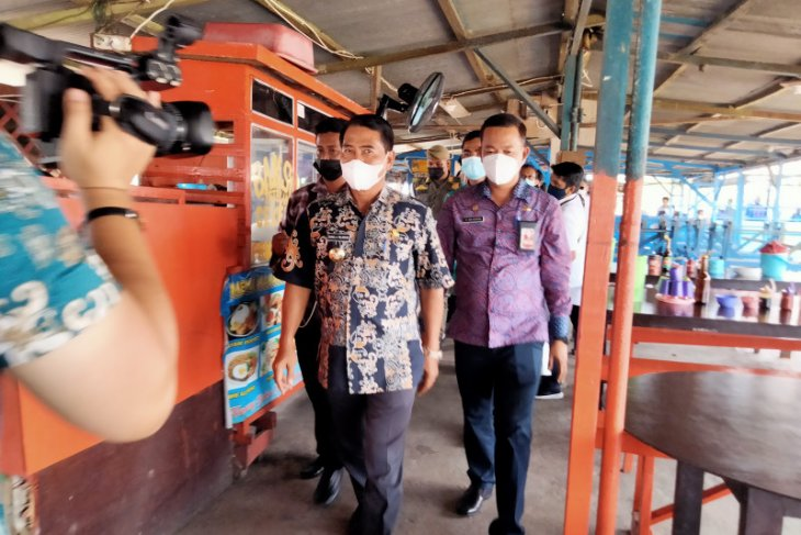 Gubernur Kaltara perintahkan penghentian proses pengadaan barang dan jasa
