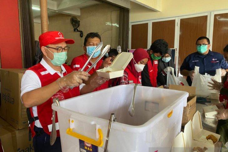 PMI ingatkan relawannya prioritaskan prokes saat operasi penanggulangan banjir