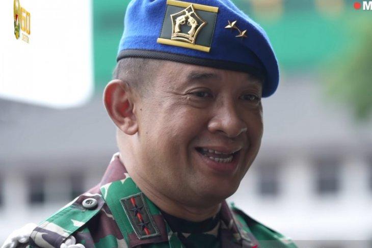 Danpuspomad yang baru siap bantu Kasad tegakkan disiplin di TNI AD