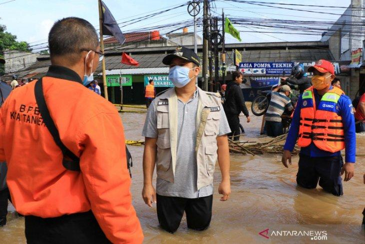 Kominfo Kota Tangerang imbau warga tetap waspada hujan lebat