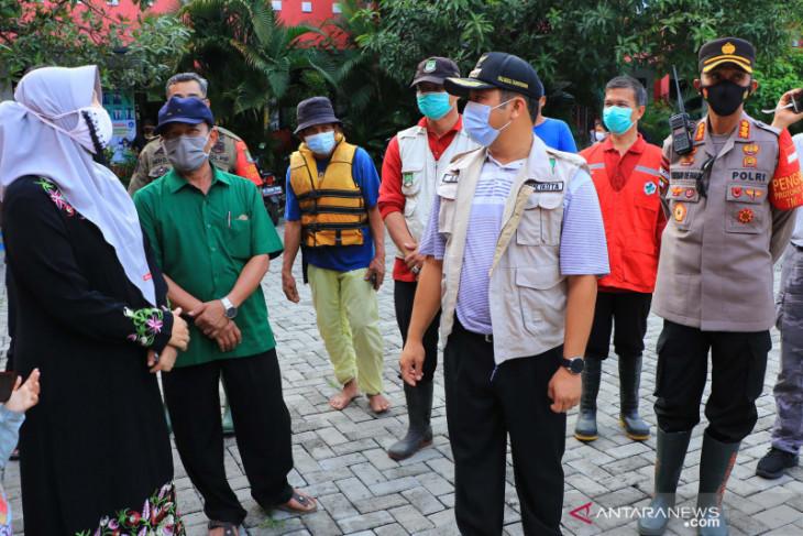 6.880 warga Kota Tangerang terdampak banjir