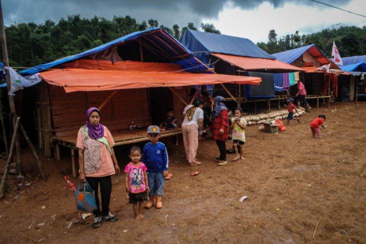 Warga Lebak korban bencana butuh bantuan sembako