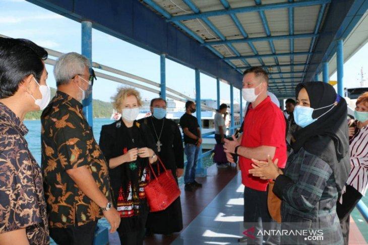 Dubes Rusia untuk Indonesia tiba di Sabang, ini kegiatannya