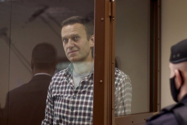 Prancis peringatkan Rusia akan ada sanksi jika Navalny meninggal