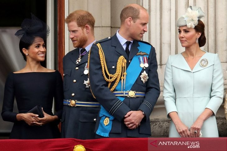 Pangeran William:Kerajaan Inggris tidak bersikap rasis