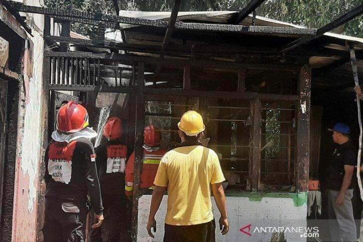 Dua rumah hangus terbakar di Banda Aceh