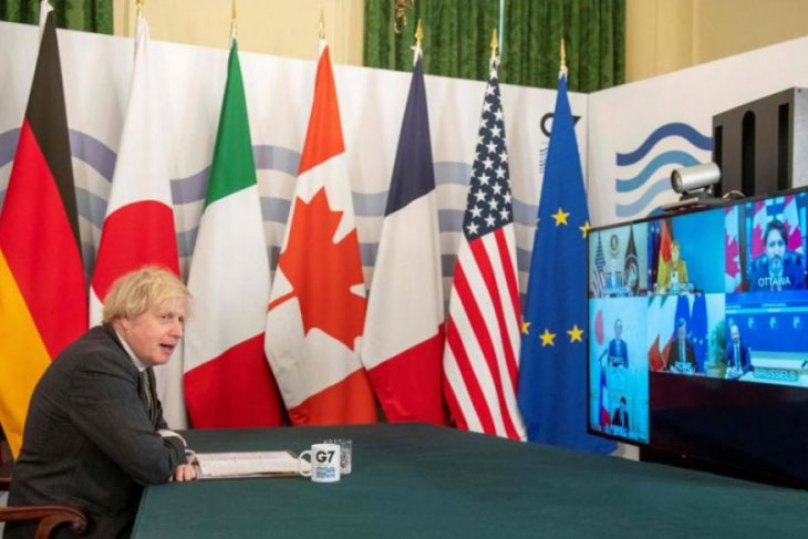 G7 akan lawan kebijakan non-pasar China, jamin perdagangan bebas