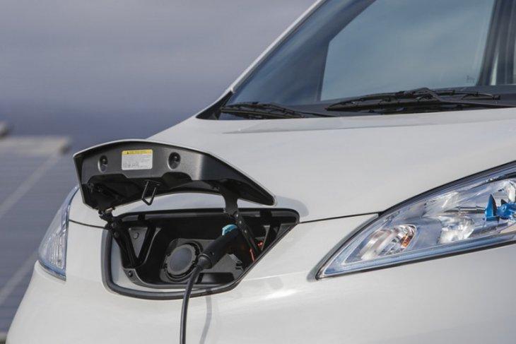 Nissan akan rilis van kecil bertenaga listrik