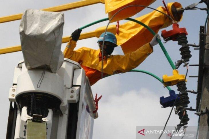 Pelanggan baru listrik di Aceh Barat bertambah menjadi 66.245 pelanggan