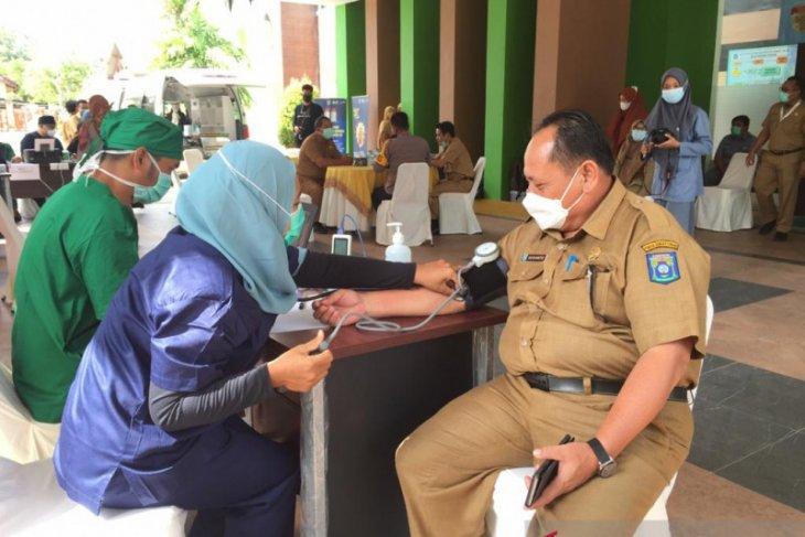 Kabupaten Bangka Tengah nomor tiga tertinggi kasus aktif virus corona