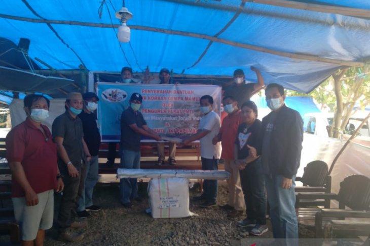 Warga Toraja di Papua Barat bantu korban gempa Mamuju