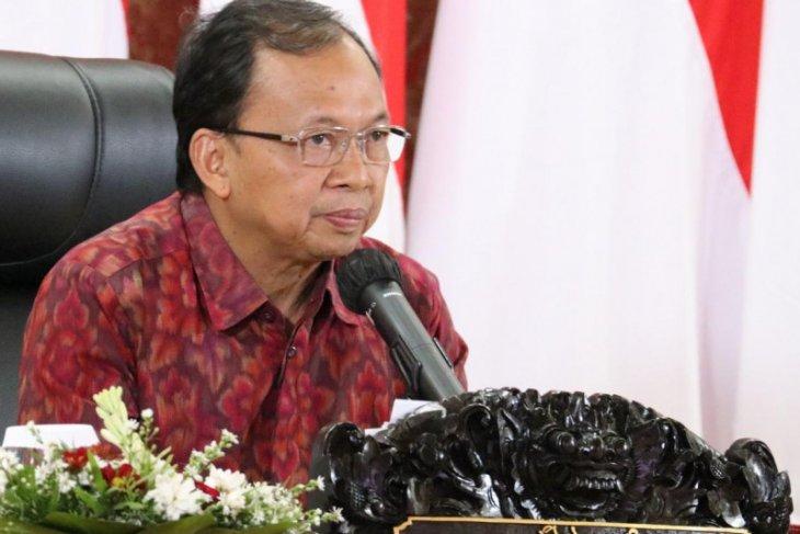 Gubernur wujudkan alam Bali yang bersih dan hijau
