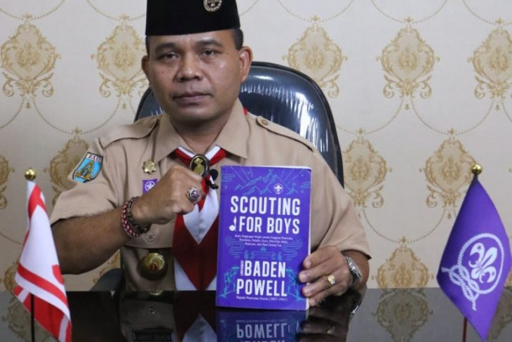 Ketua Kwarda Bali ajak Pramuka peduli dan tanggap saat pandemi