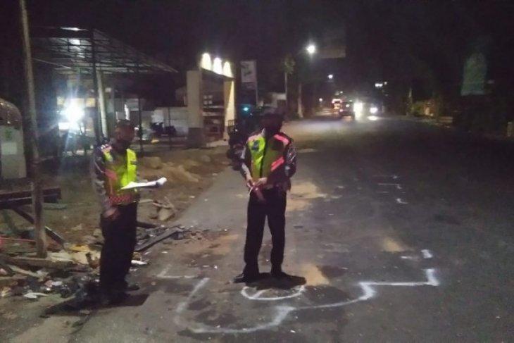 Tiga luka-luka akibat tabrakan beruntun enam kendaraan di Pematangsiantar