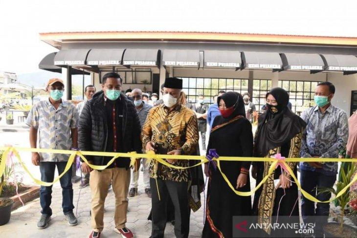 Bupati Shabela resmikan pusat jajanan kuliner Gayo
