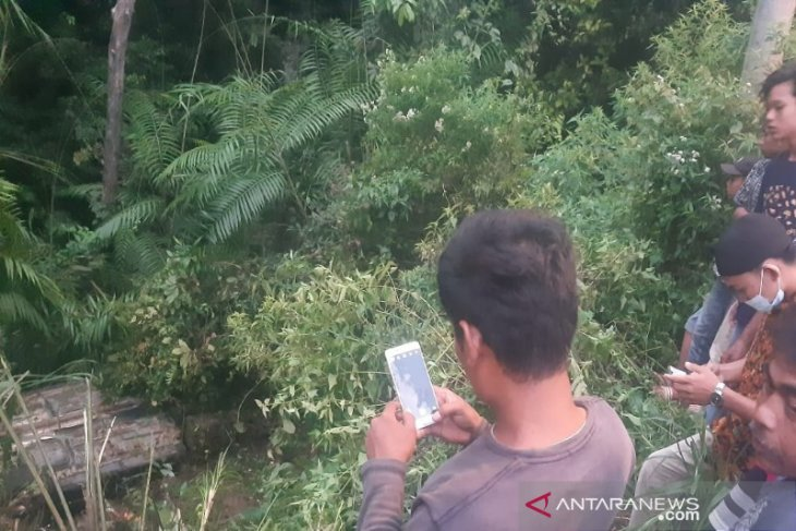 Elakkan sepeda motor, mobil masuk jurang di Tapsel, 6 warga Padang Sidempuan selamat